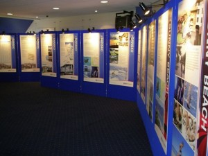 Poster Display Panels Exhibition Display Systems