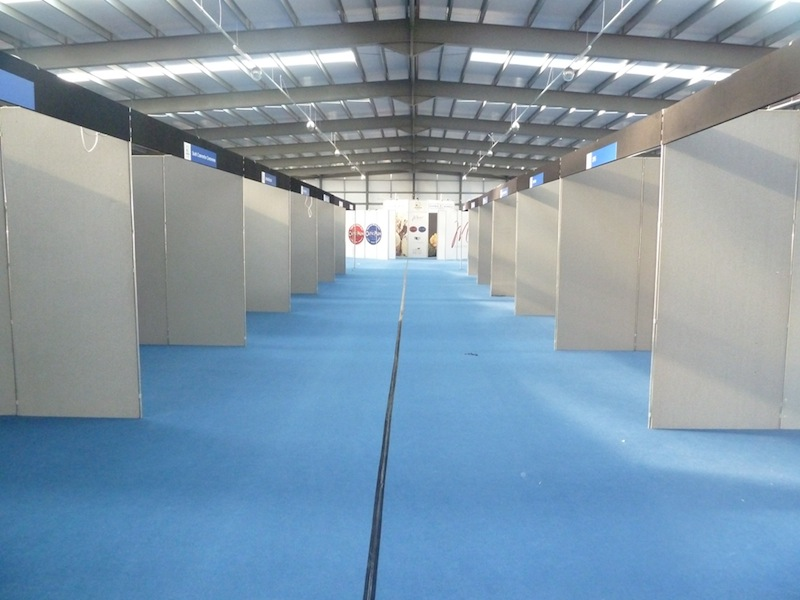 Exhibition Shell Scheme Hire : Exhibition products exhibition displays systems screenfocus