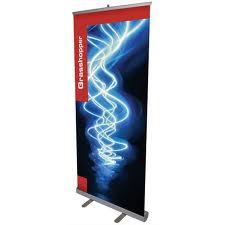 Exhibition Banner Stands | Screenfocus