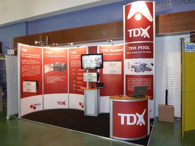 Pop Up Stands   Exhibition Displays   Screenfocus